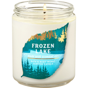 Bath & Body Works Fall Is Calling Icon Frozen Lake Single Wick Candle