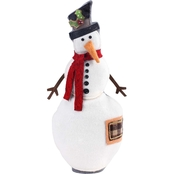 Demdaco Mr. Frosty Snow Plush