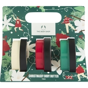 The Body Shop Christmassy Body Butter Trio