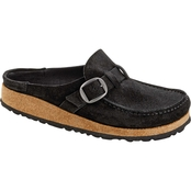 Birkenstock Women's Buckley Suede Slip On Clogs