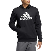 adidas Game and Go Badge of Sport Hoodie