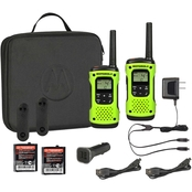 Motorola Talkabout T605 Rechargeable 2 Way Radio