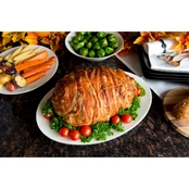 Tejas Food Group Turducken Bacon Wrapped Roast, Small 3.3 lb. 2 ct.