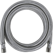 Certified Appliance 4 ft. Braided Stainless Steel Ice Maker Connector