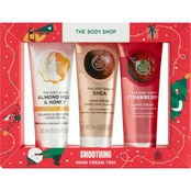 The Body Shop Smoothing Hand Cream Trio
