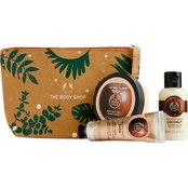 The Body Shop Nourishing Shea & Coconut Gift Pouch