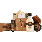 The Body Shop Hand Cracked Coconut Little Gift Box