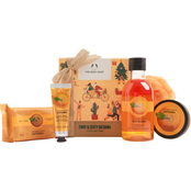 The Body Shop Zingy and Zesty Satsuma Little Gift Box