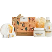 The Body Shop Soothing Almond Milk and Honey Big Gift Box