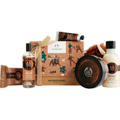 The Body Shop Hand Cracked Coconut Big Gift Box