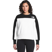 The North Face Women's Heavyweight Reverse Weave Crew