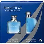 Nautica Omni Blue and Voyage 2 pc. Gift Set
