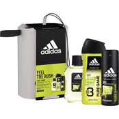 adidas Pure Game 4 pc. Gift Set