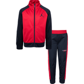 Jordan Little Boys Tricot Jacket and Pants 2 pc. Set