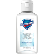 Safeguard Anti Bacterial Hand Sanitizer 2 oz.