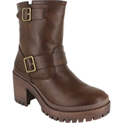 Rock & Candy Haisley Buckle Lug Boots