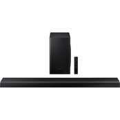 Samsung HW-Q70T 3.1.2 Channel Soundbar with Dolby Atmos/DTS:X