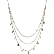 Panacea Crystal Strand Necklace