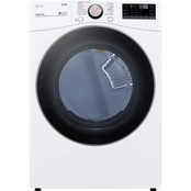 LG 7.4 cu. ft. Ultra Large Capacity Electric Dryer