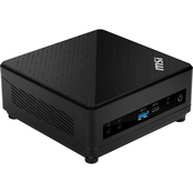 MSI Cubi 5 Intel Core i5 1.60 GHz 8GB RAM 1TB HDD 256GB SSD Desktop Computer