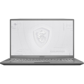 MSI WF65 15.6 in. Intel Core i7 2.60 GHz 16 GB RAM 512 GB SSD Mobile Workstation