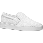 Michael Kors Women's Keaton Logo Slip On Sneakers