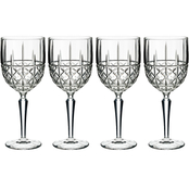 Marquis by Waterford Brady Wine Glasses 12 oz. Set of 4
