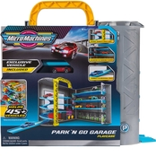 Micro Machines Park and Race Garage Playcase