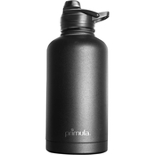 Primula Traveler Double Wall Vacuum Insulated Stainless Steel 64 oz. Bottle
