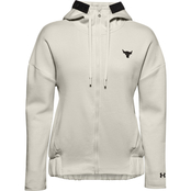 Under Armour UA Project Rock Charged Cotton Fleece FZ