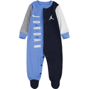 Jordan Infant Boys Legacy of Sport Footed Coveralls