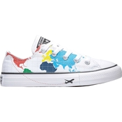 Converse Grade School Boys Geography School Chuck Taylor All Star Shoes