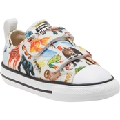 Converse Toddler Boys Chuck Taylor All Star 2V Ox Shoes