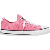 Converse Grade School Girls Summer Knit Chuck Taylor All Star Knit Shoes