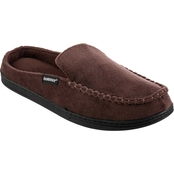 Isotoner Totes Microterry Jared Loafer Hoodback Slippers
