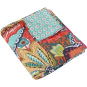 Levtex Home Jules Quilted Throw 50 in. x 60 in.