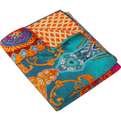Levtex Home Mackenzie Quilted Throw 50 in. x 60 in.