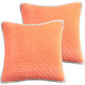 Levtex Home Amelie Euro Sham 2 pc. Set