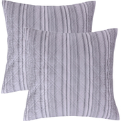 Levtex Home Winterland Euro Sham 2 pc. Set