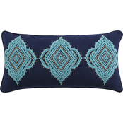 Levtex Home Amelie Tri Medallion Pillow