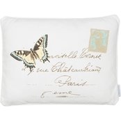 Levtex Home Palladium Butterfly Pillow
