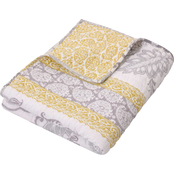 Levtex Home St. Claire Quilted Throw