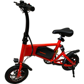 GlareWheel Urban Fashion Foldable Electric Bike