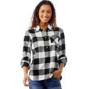 Tommy Hilfiger Buffalo Plaid Top
