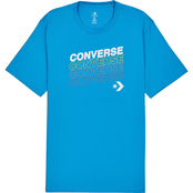 Converse Repeat Wordmark Graphic Tee