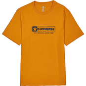 Converse Cotton Jersey Graphic Tee