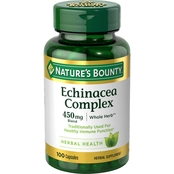 Nature's Bounty Echinacea Complex
