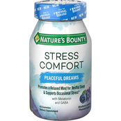 Nature's Bounty Stress Comfort Peaceful Dreams 42 ct.