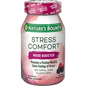 Nature's Bounty Stress Comfort Mood Booster