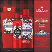 Old Spice Wolfthorn 3 pc. Gift Set